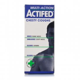 Actifed Multi-Action Chesty Coughs