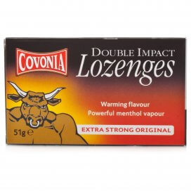 Covonia Cough Lozenges Extra Strong