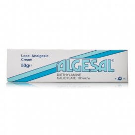 Algesal Local Analgesic Cream