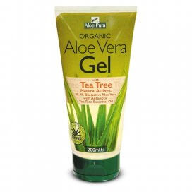 Aloe Pura Aloe Vera Gel & Tea Tree