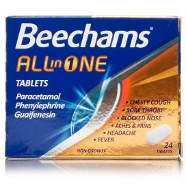 Beechams All In One Tablets 24s