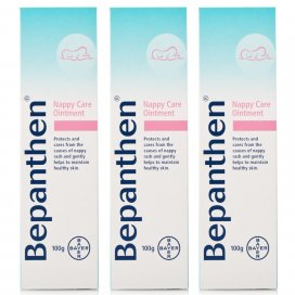 Bepanthen Nappy Care Ointment Triple Pack