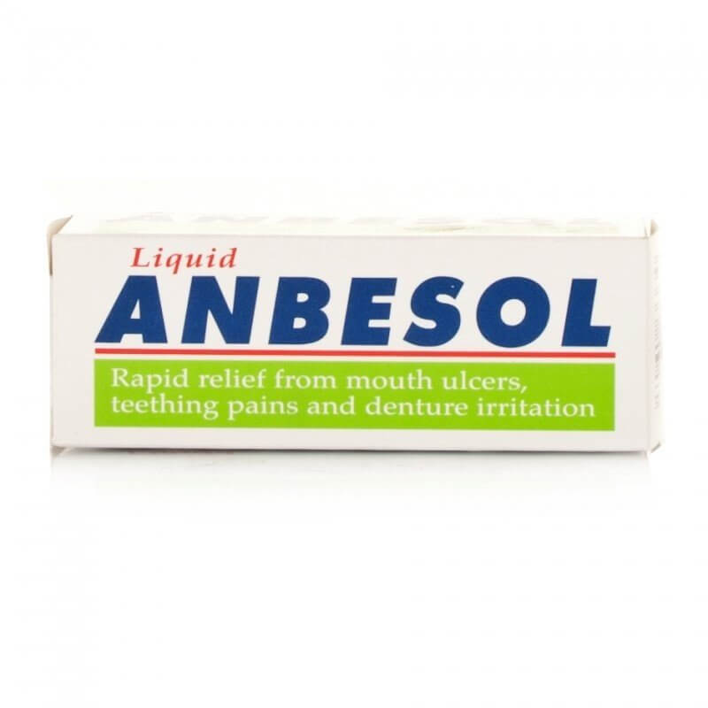 Anbesol Liquid For Oral Care Miles Pharmacy