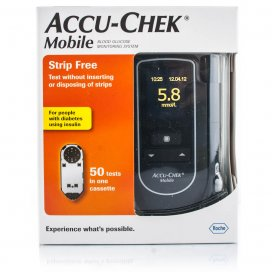 Accu-Chek Mobile Blood Glucose Meter System