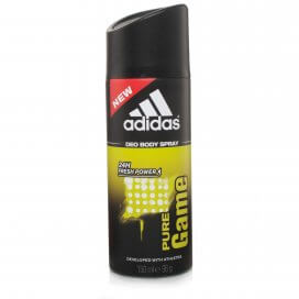 Adidas Pure Game Deodorant Bodyspray