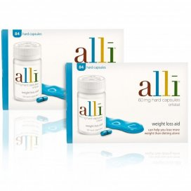 Alli Capsules 84 Twin Pack