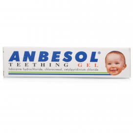 Anbesol Teething Gel