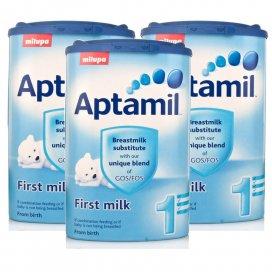 Aptamil First Milk Formula Powder Triple Pack 900g x 3