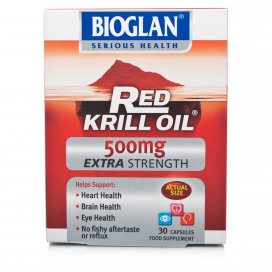 Bioglan Red Krill Oil 500mg