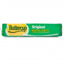 Buttercup Original Medicated Sweets