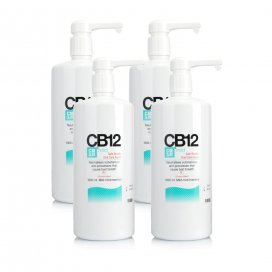CB12 Safe Breath Mild Mint 1L x4