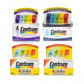 Centrum 2 Month Family Bundle
