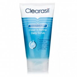 Clearasil DailyClear Clear n Refine Daily Scrub