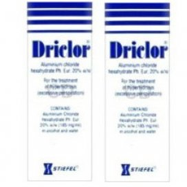 Driclor Roll-On Twin Pack