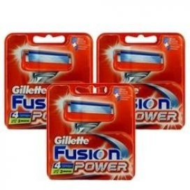 Gillette Fusion Power Blades Triple Pack