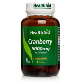 Healthaid Cranberry Extract Tablets