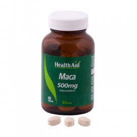 Healthaid Maca 500mg Tablets