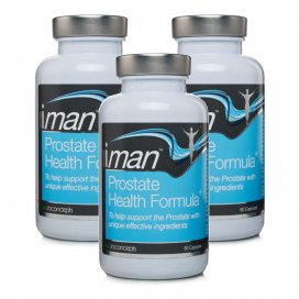 iman Prostate Health Formula + 3 Month Supply