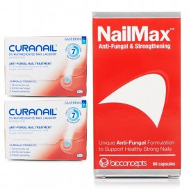 Loceryl & NailMax Nail Treatment Pack