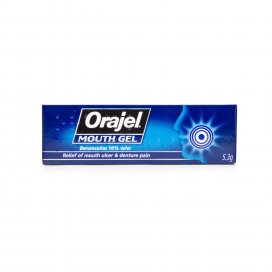 Orajel Mouth Ulcer & Denture Gel