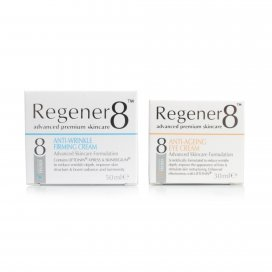 Regener8 Anti Wrinkle Anti Ageing Duo