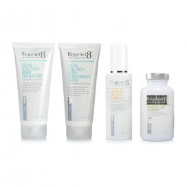 Regener8 Body Cosmetics & Supplement Bundlex4