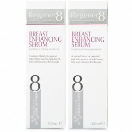 Regener8 Breast Enhancing Serum Twin Pack