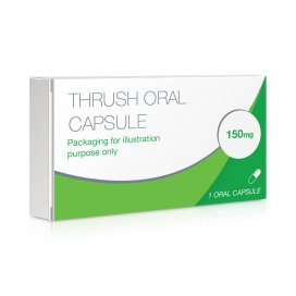 Thrush Oral Capsule Containing Fluconazole