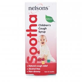 Nelsons Sootha Childrens Cough Syrup