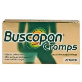 Buscopan Cramps Tablets