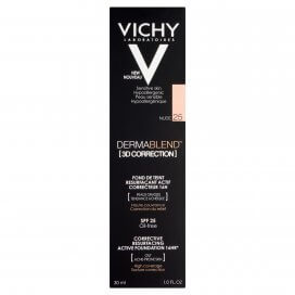 Vichy Dermablend 3D Correction Nude 30ml