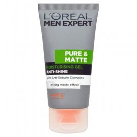LOreal Paris Men Expert Pure & Matte Gel Moisturiser