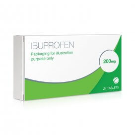 Ibuprofen Tablets 200mg
