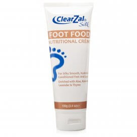 Clearzal Silk Foot Food
