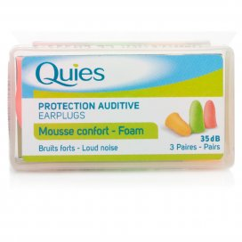 Quies Foam Earplugs