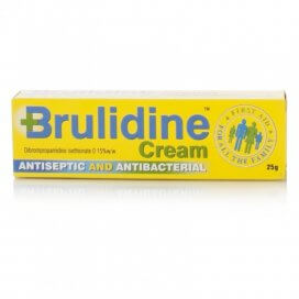 Brulidine Cream