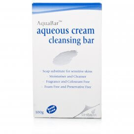 Aquabar Aqueous Cream Cleansing Bar