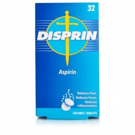 Disprin Aspirin Soluble Tablets