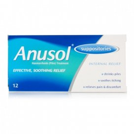 Anusol Suppositories