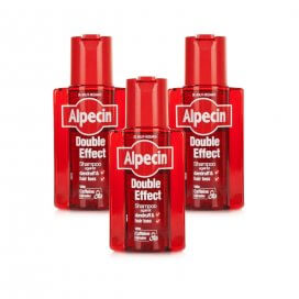 Alpecin Double Effect Shampoo Triple Pack
