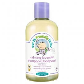 Earth Friendly Baby Lavender Shampoo - Ecocert
