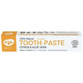 Green People Citrus Toothpaste